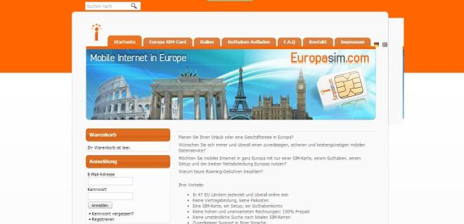 Europasim